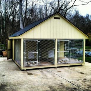 Dog Kennels Houses Best Built Barns Amp Sheds 301 372 1119