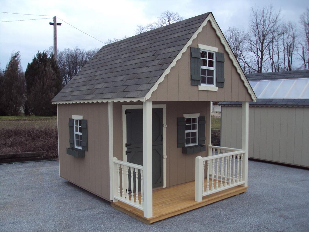 Playhouses - Best Built Barns & Sheds (301) 372-1119