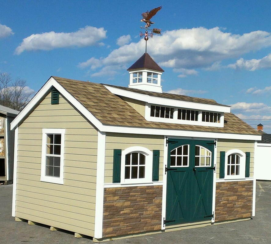 Our Gallery - Best Built Barns & Sheds (301) 372-1119